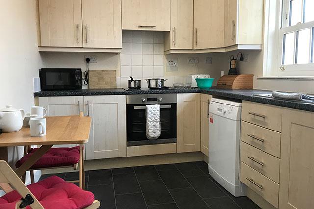 Kittiwake House Kitchen