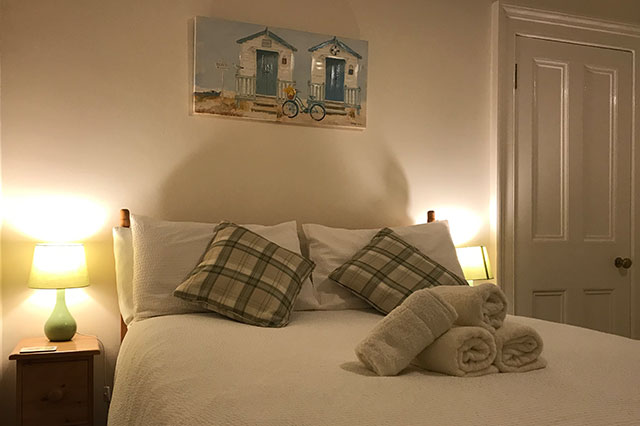 Lightkeepers Cottage Double bed